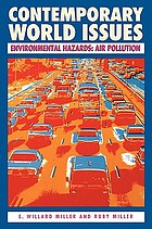 Environmental hazards : air pollution : a reference handbook