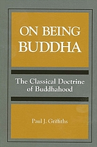 On being Buddha : the classical doctrine of Buddhahood