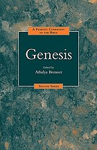 Genesis : the feminist companion to the Bible