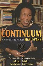 Continuum : new and selected poems