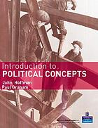 Introduction to political concepts