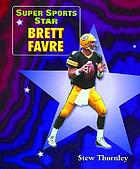 Super sports star Brett Favre