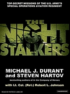 The Night Stalkers : [top secret missions of the U.S. Army's Special Operations Aviation Regiment]