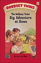 The Bobbsey twins' big adventure at home