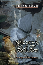 Nabokov's Pale fire : the magic of artistic discovery