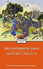The Canterbury talesThe Canterbury tales of Geoffrey Chaucer : a new modern English prose translation by R.M. Lumiansky ; preface by Mark Van Doren ; illustrations by H. Lawrence Hoffman