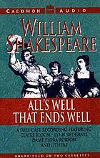 William Shakespeare's All's well that ends well