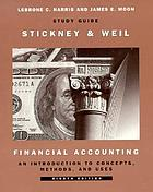 Study guide : financial accounting, an introduction to concepts, methods, and uses / Clyde Stickney, Roman Weil