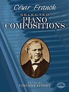 Selected piano compositions