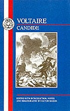 Candide, or, Optimism : a new translation, backgrounds, criticism