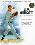 Jim Abbott : major league pitcher