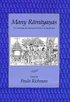 Many Rāmāyaṇas : the diversity of a narrative tradition in South Asia