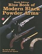 Blue book for modern black powder arms
