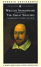 The great speeches a celebration in words and music