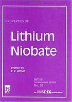 Properties of lithium niobate