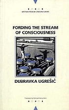 Fording the stream of consciousness