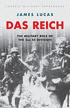 Das Reich : the military role of 2nd SS Division