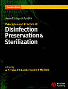 Principles and practice of disinfection, preservation, and sterilisation