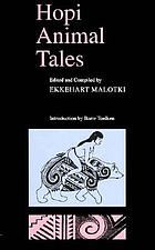 Hopi animal tales