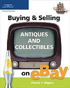 Buying & selling antiques and collectibles on eBay