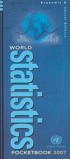World Statistics Pocketbook 2007