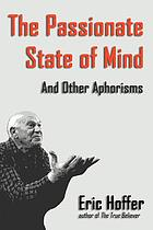 The passionate state of mind, and other aphorisms