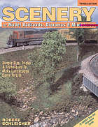 Scenery for model railroads, dioramas & miniatures