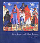 Taos artists and their patrons, 1898-1950