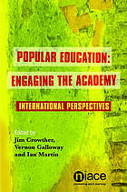 Popular education : engaging the academy : international perspectives