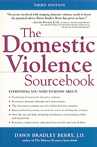 The domestic violence sourcebook : [everything you need to know]