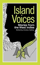 Island voices; stories from the West Indies