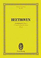 Symphony no. 3 : Eroica, op. 55, in E flat major