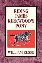 Riding James Kirkwood's pony