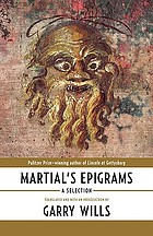Martial's Epigrams : a selection