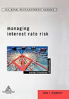 Managing interest rate risk : using financial derivatives