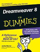 Dreamweaver X for dummies