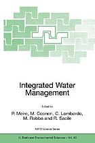 Integrated water management : practical experiences and case studies