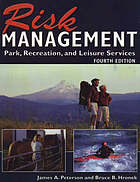 Risk management for park, recreation, and leisure services