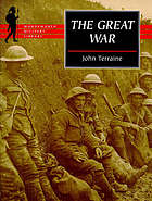 The Great War, 1914-1918; a pictorial history