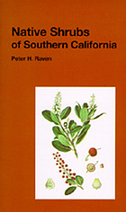 Native shrubs of southern California