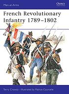 French revolutionary infantry, 1789-1802