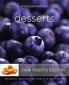 Desserts : new healthy kitchen
