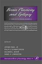 Brain plasticity and epilepsy