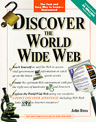Discover the World Wide Web