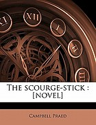 The scourge-stick