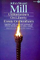 Utilitarianism, liberty, and representative government