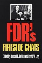 FDR's fireside chats