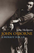John Osborne : a patriot for us