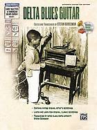 Delta blues guitar
