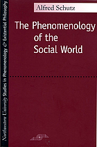 The phenomenology of the social world